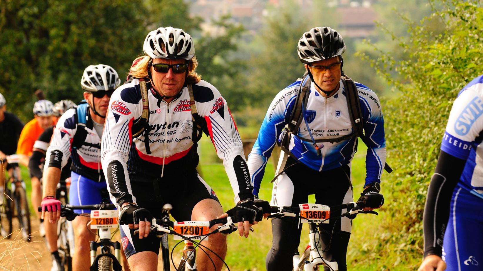 Mountainbiken in Katwijk bij ATB-Katwijk