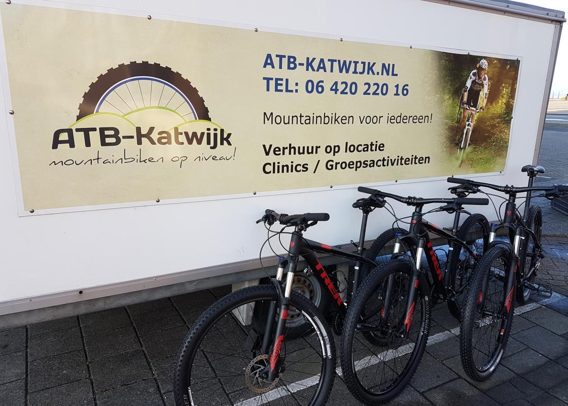 Ontdek Katwijk op een mountainbike bij ATB-Katwijk